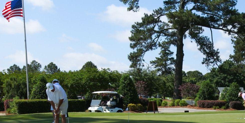 Register for Charity Golf Tournament